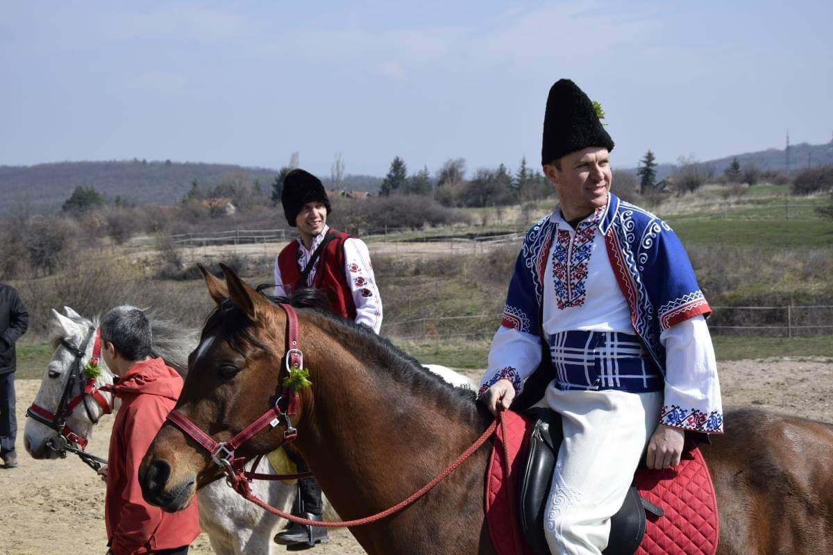 """Тодоровден – Конски Великден в Конна база """"Спарата"""""""
